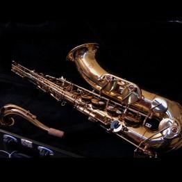 Castle CTS-LACI-YL Tenor Saxophone