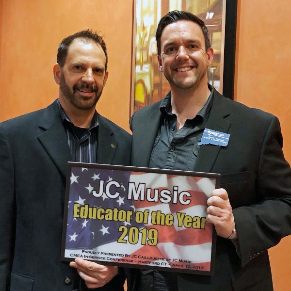 Music Educator of the Year Award
