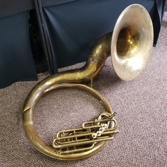 Conn 4-valve Sousaphone